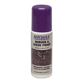 Nikwax Imprégnation daim - 125 ml gris/Multicolore
